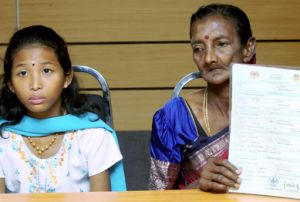 National Registration Department (NRD) In Perak Denied Issuing A MyKad To A 12-Year-Old Girl Because She Is Too Fair
