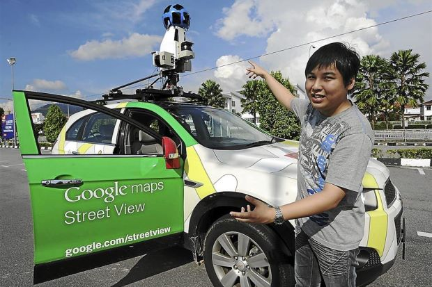 Meanwhile Penang Roads To Be Featured On Google Street View
