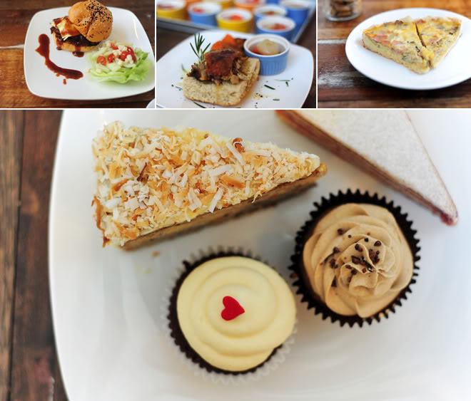 A selection of Western, local and fusion food in LOKL Coffee Co.'s menu. Photo from Timeout KL.