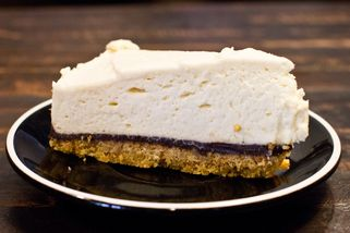 Possibly the best cheesecake in town. Photo from Gomakan.