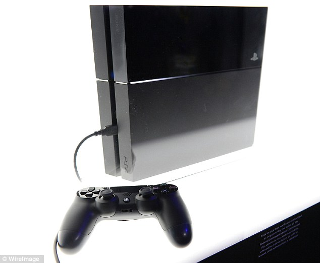 The PlayStation 4, which was released last week, is the latest generation of Sony's game console. It retails for $400