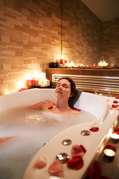 Your body deserves to relax! How does a free spa/massage sound to you?