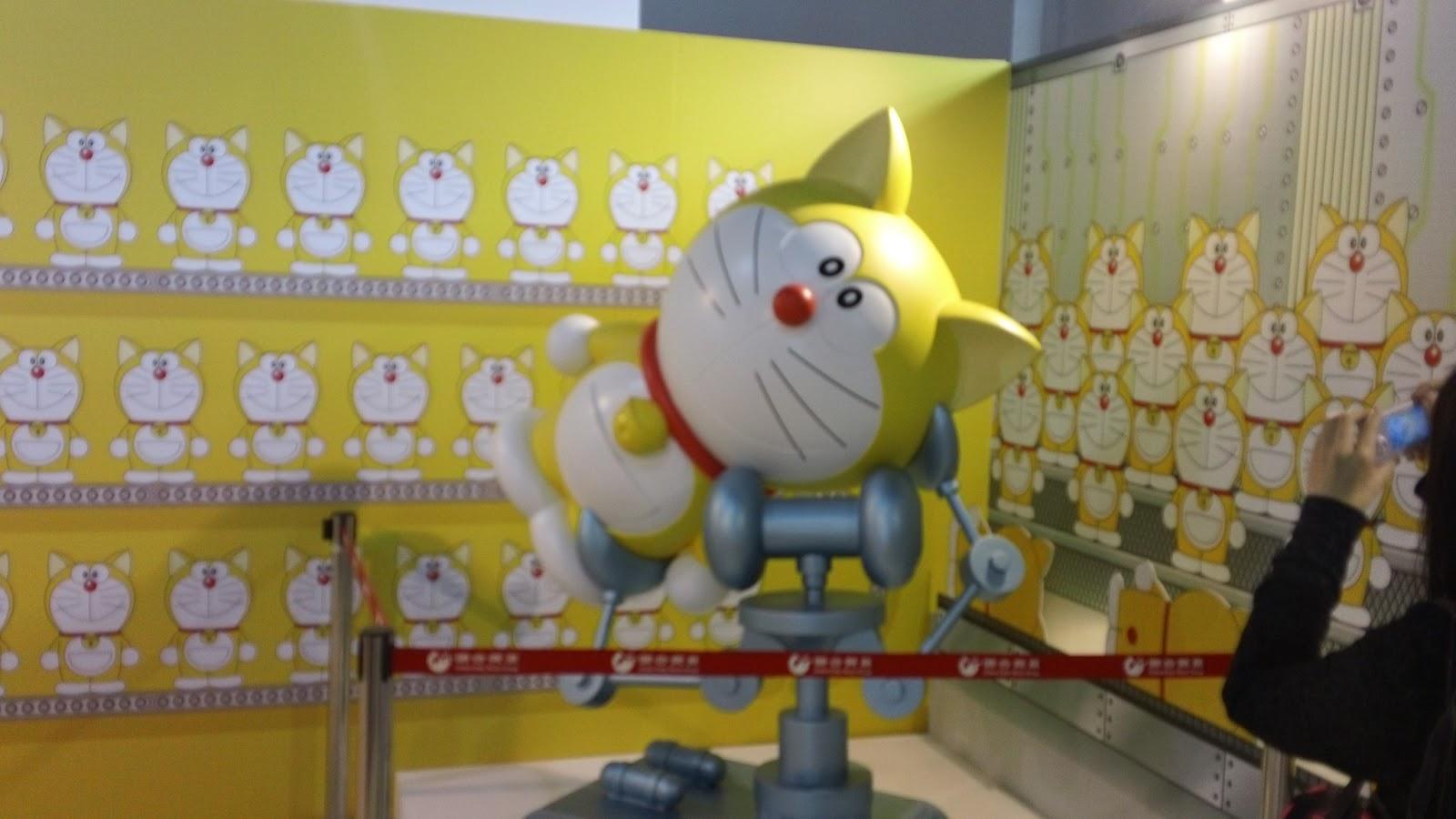Doraemon was manufatured in 3 September 2112 in Matsushiba Robot Factory