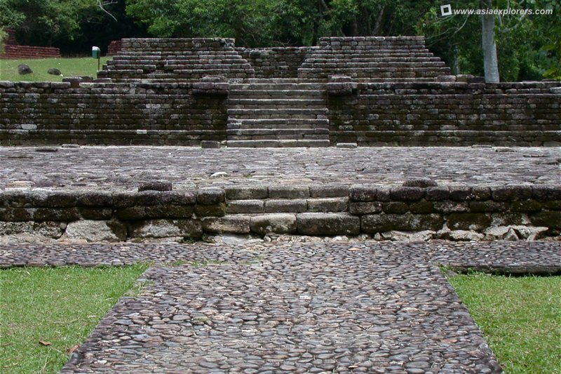 A 1 200 Year Old Candi In Lembah Bujang Has Been