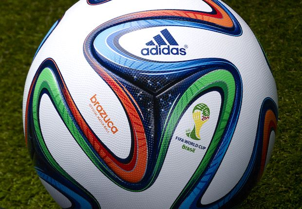 Close up | An in-depth look at the new ball to be used in Brazil