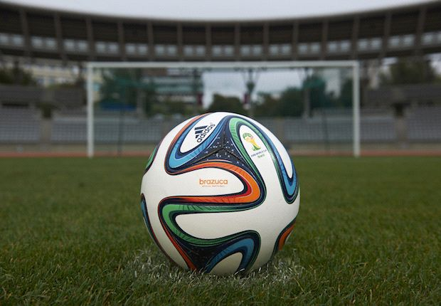 Spot on | The Brazuca is made up of just six panels