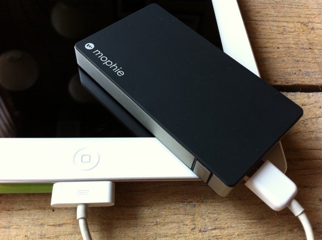 The Mophie Powersation Mini.