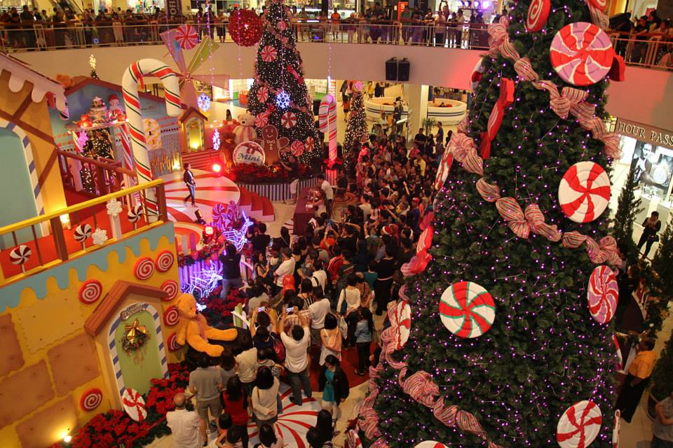 SAYS Top 12 Must-See Christmas Mall Decorations In ...