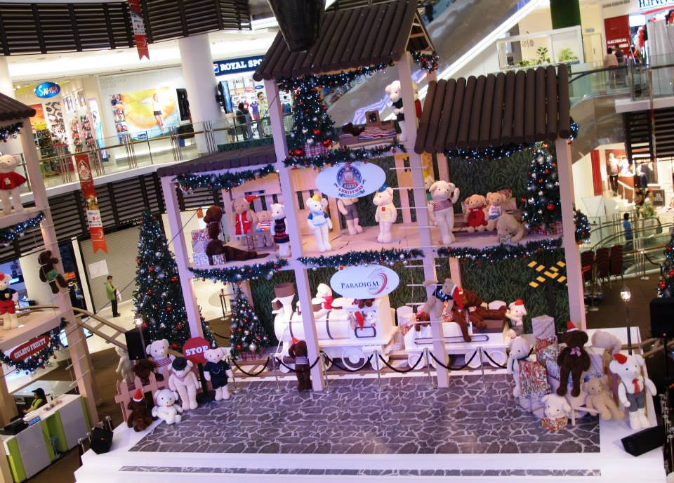 SAYS Top 12 Must-See Christmas Mall Decorations In Malaysia This 2013