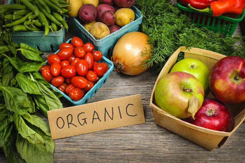 How to Get Organic Grocery Cou...