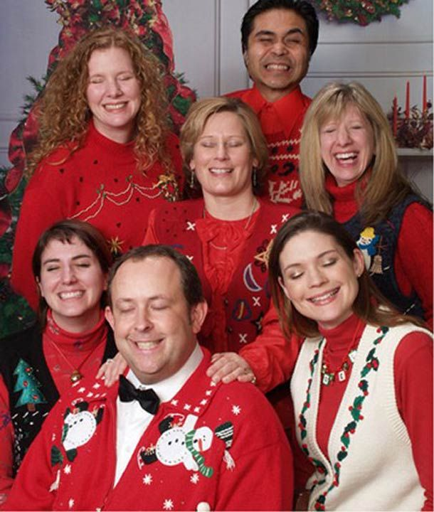 16 Bad Christmas Family Photos That Will Make You Appreciate Your ...