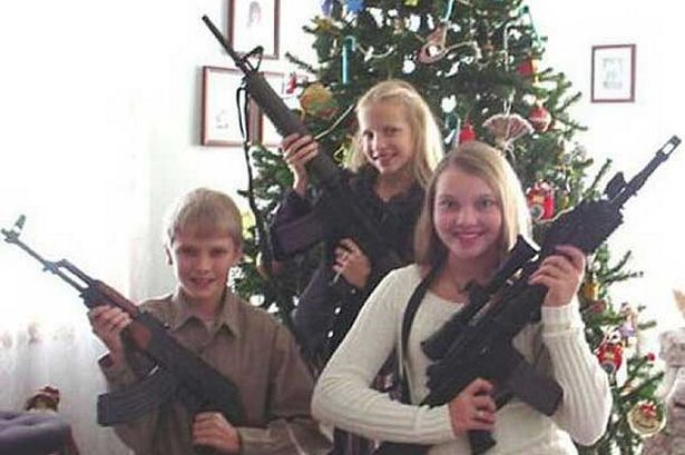 These siblings who have very lenient parents