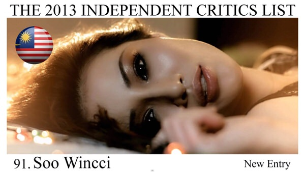 "The Independent Critics' ""100 Most Beautiful Face Of 2013"" Has Listed Soo Wincci As The 91st Most Beautiful Face"