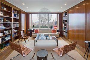 Photos depicting a penthouse on 15 West 63rd Street, Ph29a/30ab | The Park Laurel - Lincoln Square, New York.
