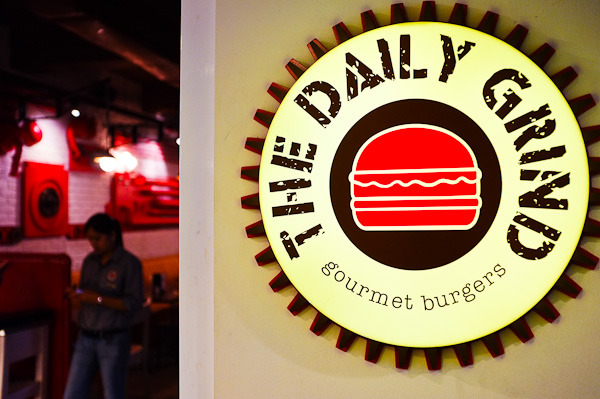 The Daily Grind is located in Bangsar Village I.