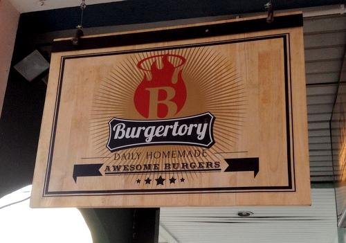 Burgertory is located in SS15, Subang Jaya.