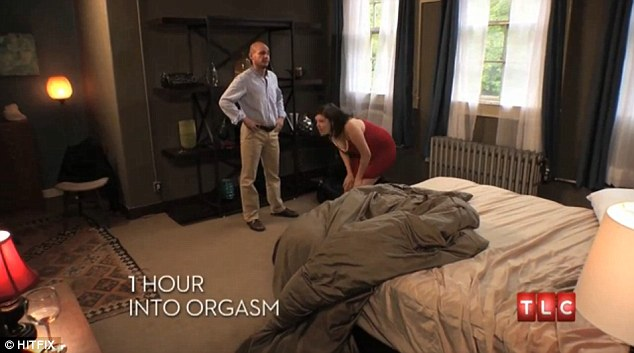 This Woman Had A 3 Hour Long Orgasm What Happened To Her -5205