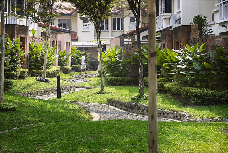 Desa Park City property area.