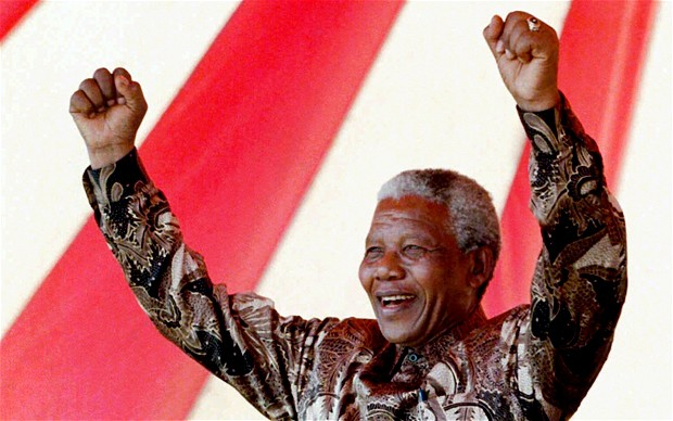 Nelson Rolihlahla Mandela (born 18 July 1918 – 5 December 2013) was a South African anti-apartheid revolutionary, politician, activist, lawyer, and philanthropist who served as President of South Africa from 1994 to 1999.