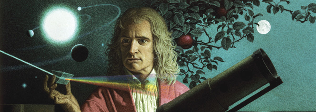 Sir Isaac Newton PRS MP (25 December 1642 – 20 March 1727) was an English physicist and mathematician who is widely regarded as one of the most influential scientists of all time and as a key figure in the scientific revolution.
