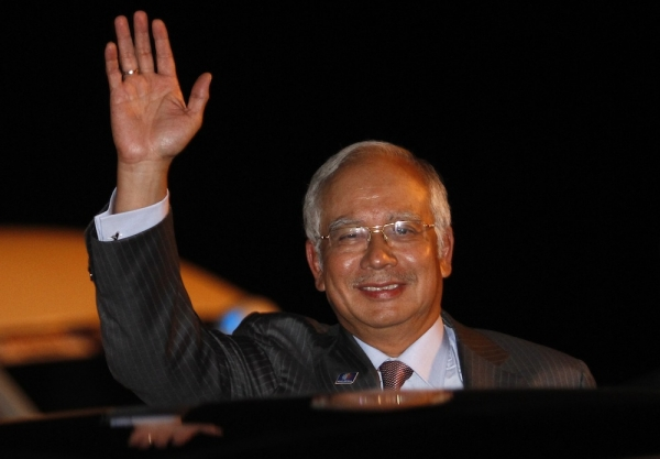 Najib Takes A Swipe At Anwar, Saying That The Kajang By-Election Is For The Interest Of One Man