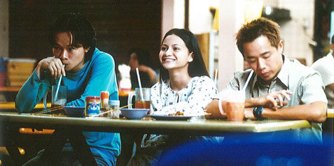 Sepet is a 2004 Malaysian romantic comedy drama film set in Ipoh, Malaysia.