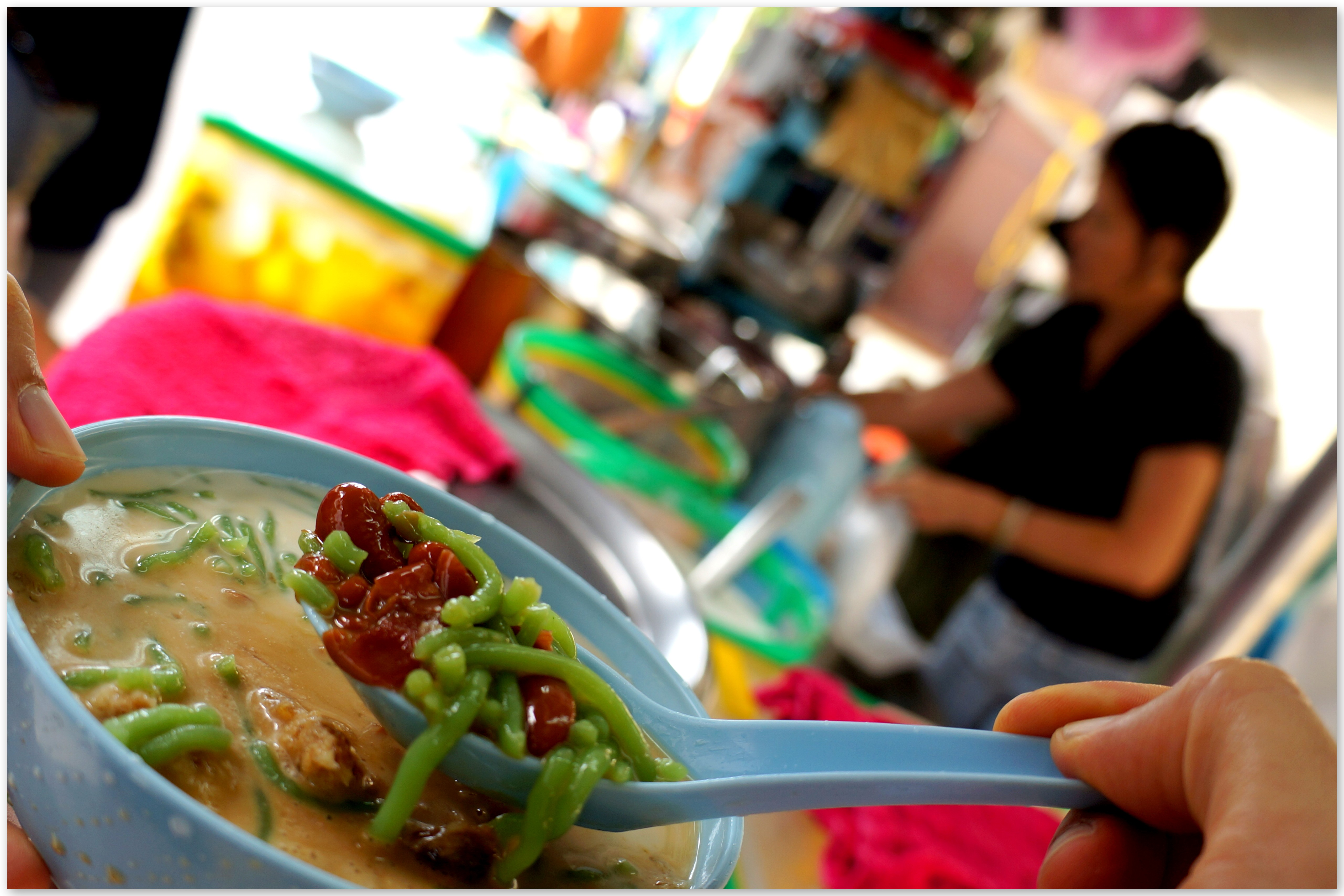 Cendol as found in Penang