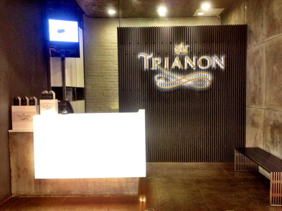 Le Trianon, Citta Mall