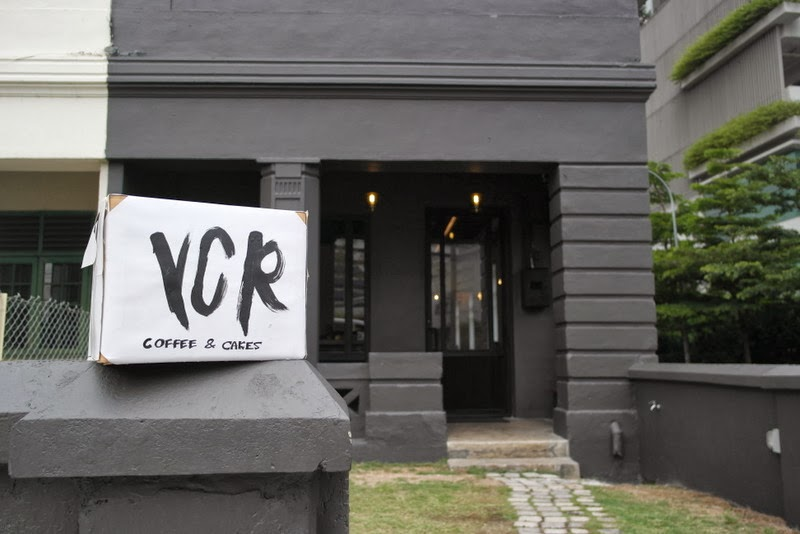 VCR Coffee & Cafe.
