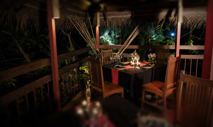 Jungle Luxe Dining Experience In Tamarind Springs, Ampang.