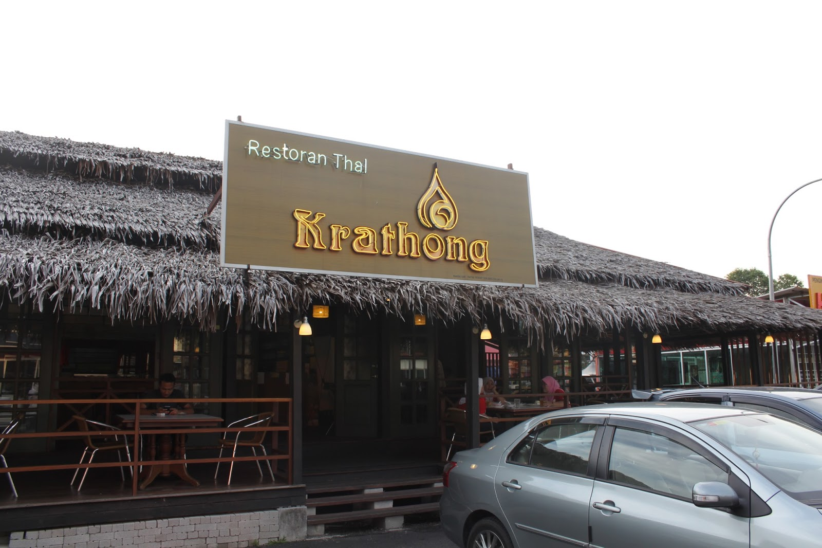 Krathong restaurant.
