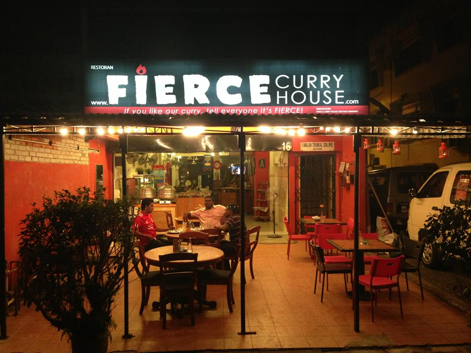 Image from Fierce Curry House