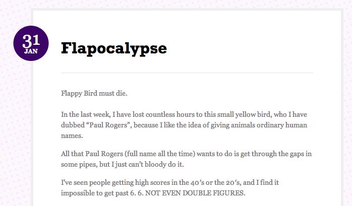 Flapocalypse