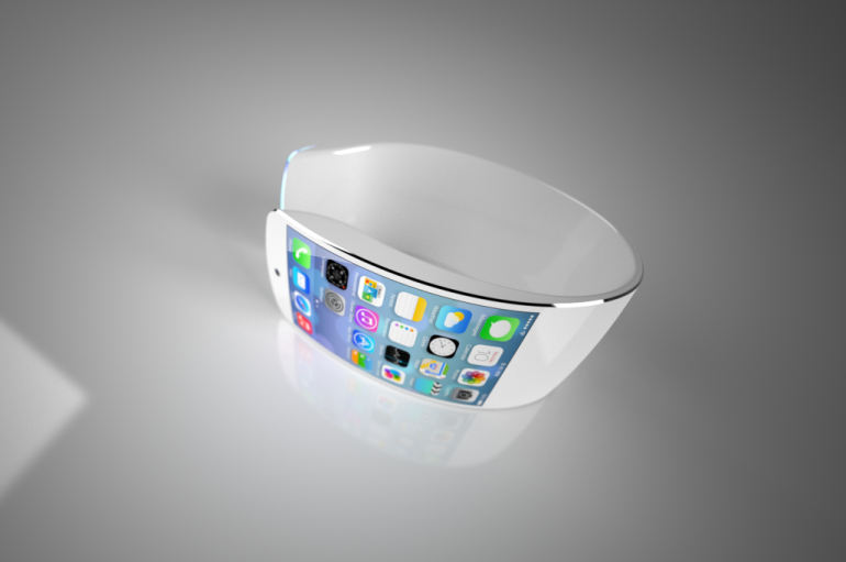 An iWatch concept design!