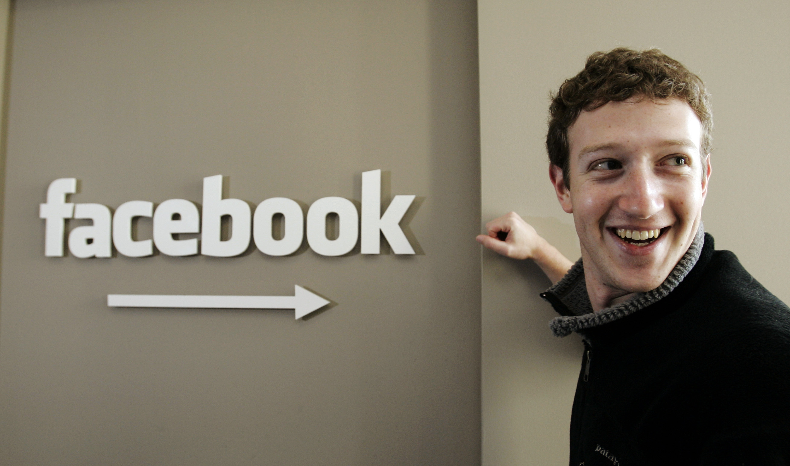 Mark Zuckerberg, photo for illustration purposes only.