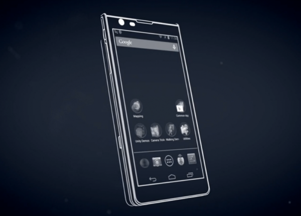 Tango exists as a 5-inch Android phone prototype. The prototype phone has customized hardware and software, which allows it to track the motion of the device in full 3D in real time. The suite of sensors can make more than 250 million 3D measurements every second.