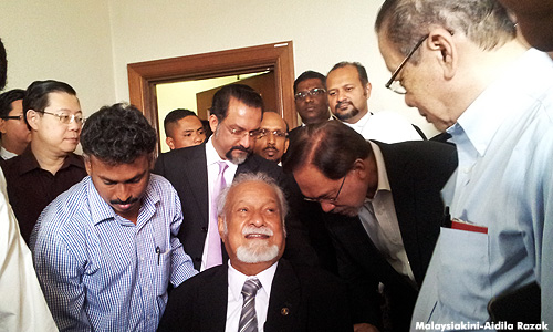 Under The Sedition Act 1948, Karpal Singh Could Lose His Parliamentary Seat As The Offence Carries A Maximum Jail Term Of Three Years And/Or A Fine Of RM5,000.