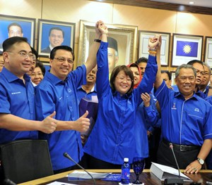 The Barisan Nasional (BN) on Friday named MCA vice-president Datin Paduka Chew Mei Fun as its candidate for the Kajang state by-election on March 23.