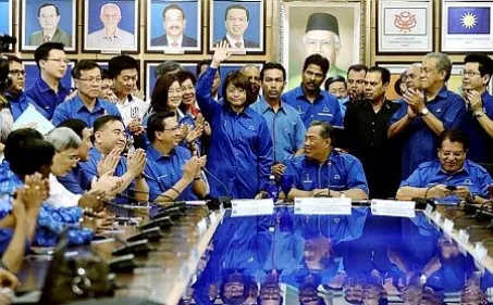 After weeks of speculation, Barisan Nasional today named MCA vice-president Datin Paduka Chew Mei Fun as its candidate in the upcoming Kajang by-election.