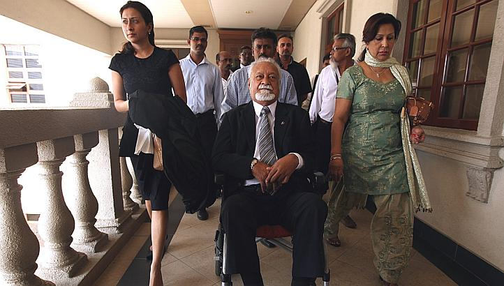 Karpal Singh Appeals To Overturn Sedition Conviction As High Court Confirms Sentencing Date