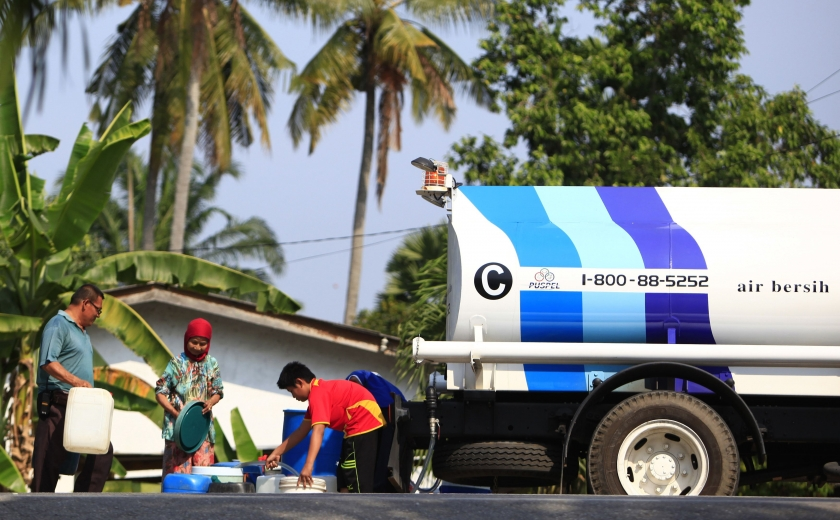 300,000 Households In 7 More Areas To Face Low Water Pressure