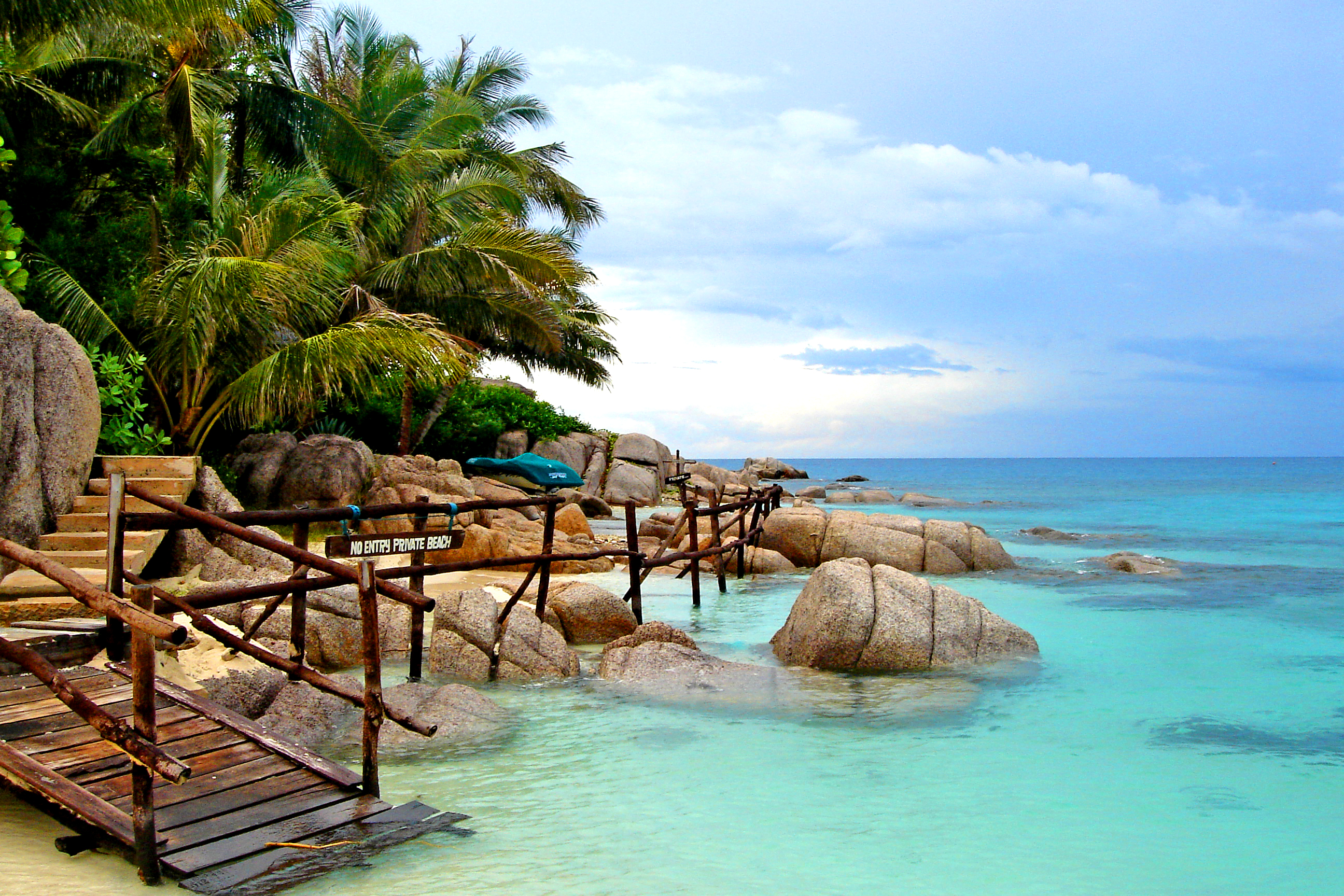 The Traveller's Choice For Best Island In Asia, At Number 1, Is The Serene **Ko Tao**