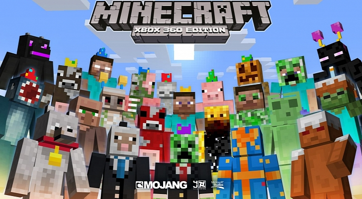It's Official! Minecraft Will Be Made Into A Movie