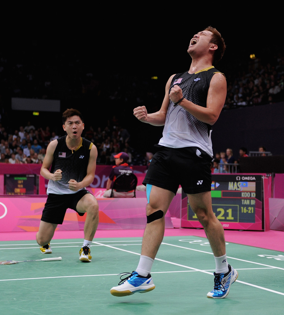 Koo Kien Keat Quits National Badminton