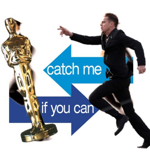 Leonardo DiCaprio meme.