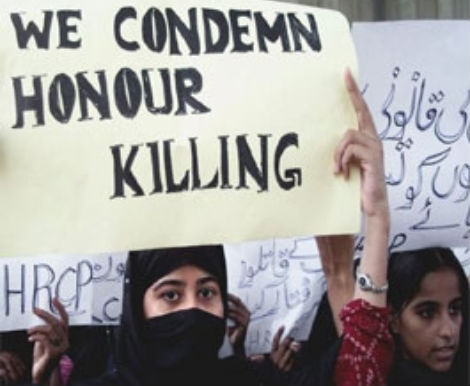Honour killing in Pakistan
