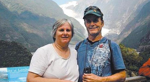 Australians Catherine and Robert Lawton are among those missing