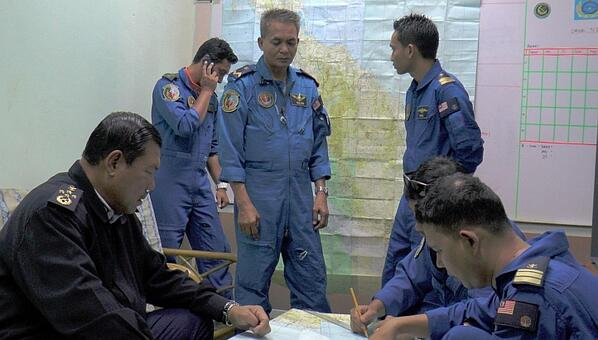 Search and rescue team in Malaysia
