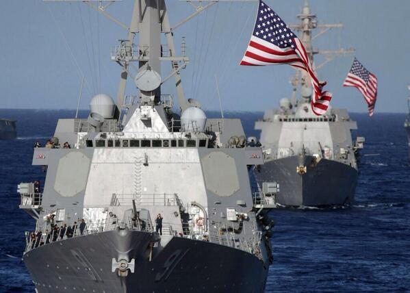 The USA is sending the USS Pinckney to search the missing MH370.