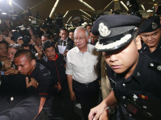 Najib Wants Airport Security Protocol Reviewed